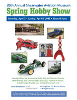 20 Annual Shearwater Hobby Show April 7 & 8, 2018