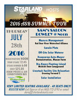Starland County Ag Producers Bus Tour