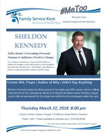 Sheldon Kennedy-Former NHL Player | Author ofWhy I Didn't Say A