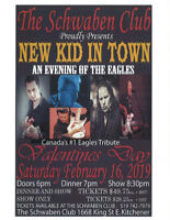 Valentine's - New Kid in Town - An Evening with the Eagles