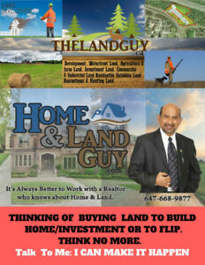 BUY LAND NOW - BUILD HOUSE  OR HOLD FOR FUTURE