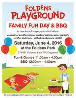 Foldens Family Fun Day BBQ