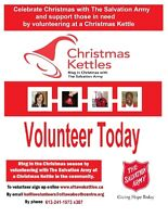 The Salvation Army Kettle Campaign