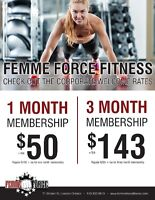 Corporate Discount - Womens ONLY group training