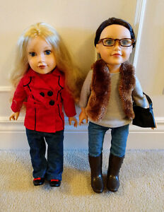 """""""Journey Girl"""" Dolls and Sets"""