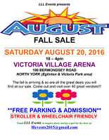 VENDORS WANTED SHOW AUG 20, 2016