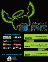 Extra Life 2018 Silent Auction
