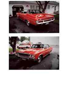 NEW PRICE _ OWNER MOTIVATED TO SELL 1971 AMC Ambassador Sedan