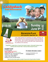 Caddyshack Golf Tournament