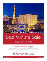Travel Package DEALS!!!