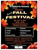 Habitat for Humanity Presents Family Fall Festival
