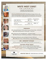 Christian Writers' Conference in Abbotsford