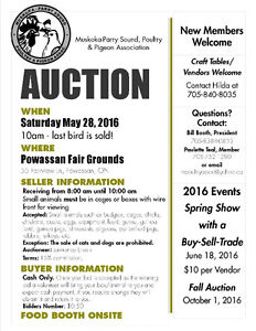MPSPPA Spring Auction - This Saturday