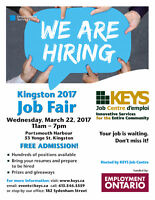 Kingston Job Fair 2017