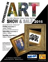 Expressions In Art Show & Sale