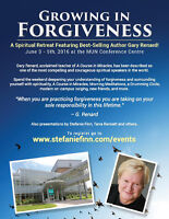 Growing in Forgiveness