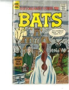 First Issues of COMIC BOOKS from 1961-62