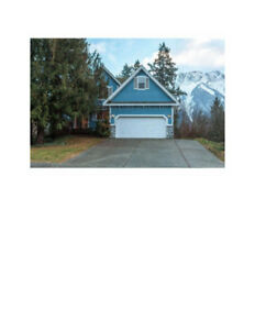 4  bedroom house for rent In Pemberton available July 15