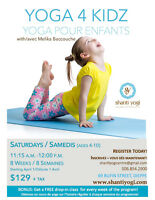 Yoga for Kids - Yoga pour enfants