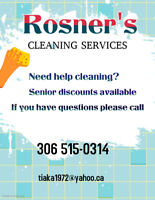 Rosner Cleaning Services