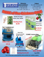 Topline Christmas Sale for All your Janitorial Needs!!!!