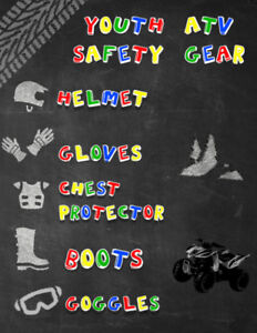 Best Pricing on Youth ATV Gear