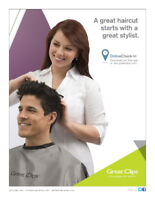 Hair Stylists Required for Growing Salon - FT and PT available