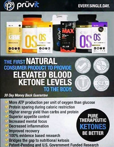 Pruvit Keto OS Weight-loss
