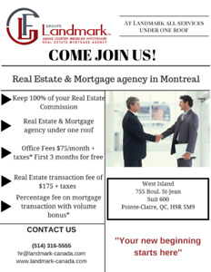 Wanted Real Estate Brokers***Apply Now!!