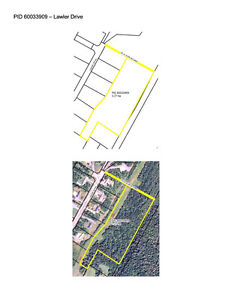 8.08 acre lot on lawler dr