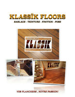 FLOORING: SANDING TINT VARNISH & MORE!!!!