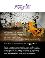2016 Halloween Pet Event & Adoption Day