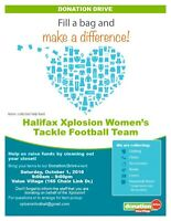 Fundraiser - Fill a Bag and Make a Difference!