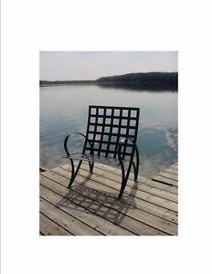 Custom Made Iron Furniture, Accessories, Lighting, Shelving, Etc Kingston Kingston Area image 7