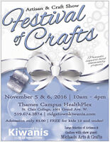 Glasstown Quilts at the Festival of Crafts Artisan & Craft Show