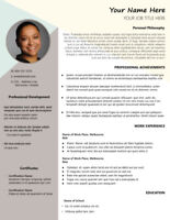 Resume Re-Write & Design - Get A Resume That Matches YOU!