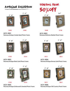 Picture Frame On Sale!