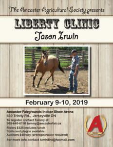 Liberty Clinic - Ancaster Fairgrounds - February 9-10
