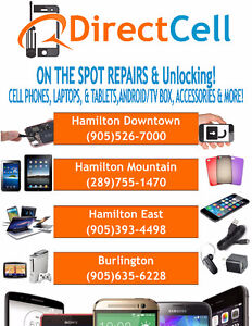 Cell Phone Repair Best Quality, Price & Service★★★★★ Direct Cell
