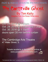 The Canerville Ghost by Tim Kelly