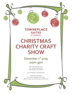 Christmas Charity Craft Show