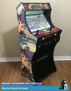 New Premium Arcade Bartop Cabinet & Stand w/ 9,880 games & Wty