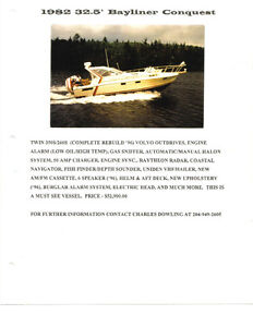 Ideal Boat for Lake of the Woods or Lake Winnipeg