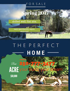 Building Lot in Beautiful Salmo BC Perfect for Home or Cottage