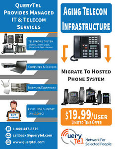 Business Phone System - Managed IT Services