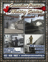 Canadian Pressure Washing Services