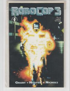 Robocop 3 Comic Book # 1 to 3. 1993