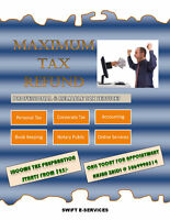 MAXIMUM TAX REFUNDS
