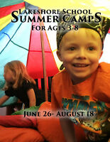 Lakeshore Summer Camps