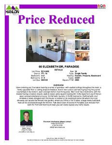 **New Price**  &  OPEN HOUSE - Sunday, From 2-4pm St. John's Newfoundland image 10